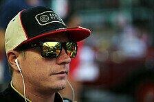 Formel 1 - Den Iceman kann nichts stoppen: Annikas Highlight 2013: Kimis Singapur-Husarenritt