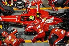 Formel 1 - Indien GP: Die Boxenstopp-Analyse