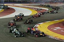 Formel 1 - Atemlos durch die Nacht: Singapur-Vorschau: Team f�r Team