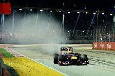 Formel 1 - Ausfall war nur eine Frage der Zeit: Red Bull: Webber h�tte mehr verdient