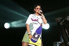 Formel 1 - Bilder: Singapur GP - Rihanna Konzert in Singapur