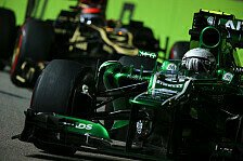 Formel 1 - Vielleicht wollte er zu viel: Van der Garde: R�ikk�nen war schuld