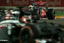 Formel 1 - Erinnerungen an 2012: Kaltenborn: McLaren nicht das Ziel in der WM