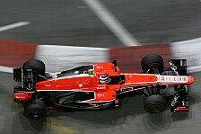 Formel 1 - Wenn wir �berleben...: Marussia: Erst Ferrari, dann eigener Motor