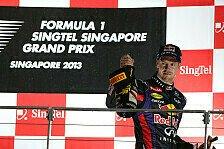 Formel 1 - Alonso- und Webber-Fans buhten: Marko: Vettels Eier-Spruch find' ich super