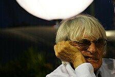 Formel 1 - 44 Millionen eine kleine Versicherungspolizze: Ecclestone �u�ert sich zu Gribkowsky-Aff�re
