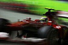 Formel 1 - Angriff in jeder Ecke: Ferrari 2014: Der Teufel steckt im Detail