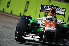 Formel 1 - Folgt die Trendumkehr?: Force India Vorschau: S�dkorea GP