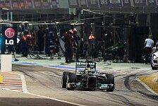 Formel 1 - Safety Car garantiert: Singapur GP: Die Strategie-Vorschau