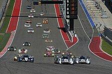 WEC - Alle Teilnehmer auf einen Blick: Austin: Die Starterliste zum Rennen