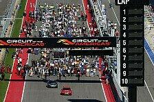 WEC - Viel Programm beim Lone Star Le Mans: Neuer Name und Zeitplan f�r Austin
