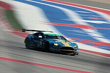 WEC - Tabellenf�hrung erobert und verloren: Aston Martin Racing feiert zwei Klassensiege