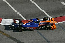 GP2 - Nullnummer in Abu Dhabi: Hilmer verpasst Platz 5 knapp