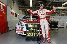 WTCC - Muller zum Vierten: R�ckblick 2013
