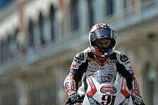 Superbike - Fabrizio hat klare Vorstellungen: Haslam mit schlechten Laguna-Erinnerungen