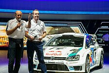 Auto - Das war die Ausstellung aus Motorsport-Sicht: Die IAA in scharz-wei� kariert
