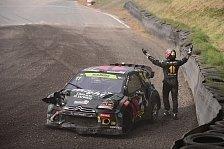 Mehr Rallyes - Ich war seit Jahren nicht mehr so w�tend!: Solbergs Pechstr�hne nimmt kein Ende