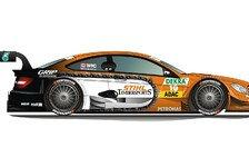 DTM - Mercedes holt die Kettens�ge raus: Neue Lackierung f�r Wickens in Zandvoort