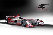 Formel E - Dragon Racing ist 2014 dabei: IndyCar-Team steigt in die Formel E ein