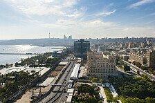 Blancpain GT Serien - Aserbaidschan und seine kurze Motorsportvergangenheit: Wie die Challenge nach Baku kam