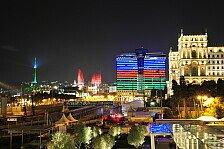 Formel 1 - Klares Nein zu Frankreich: Ecclestone: Aserbaidschan wird kommen