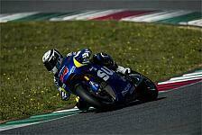 MotoGP - Meine Entscheidung, Testfahrer zu sein: De Puniet: Daumen dr�cken f�r Suzuki-Wildcards