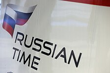 GP3 - Ersatz f�r Bamboo Engineering: Russian Time 2014 und 2015 in der GP3 am Start
