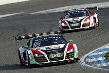 ADAC GT Masters - Platz eins in hart umk�mpfter GT Masters-Wertung: Prosperia C. Abt Racing gewinnt Teamwertung