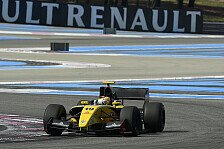 WS by Renault - Eine entscheidende Rolle spielen: DAMS vertraut weiter auf Nato