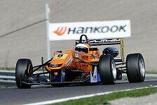 Formel 3 EM - Marciello patzt: Rosenqvist bleibt am Ball