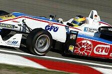 Formel 3 EM - Carlin in der Verfolgerrolle: Ungarn-Test: Mega-Talent Verstappen vorn