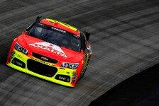 NASCAR - Earnhardt f�hrt sein 500. Rennen: Neunte Charlotte-Pole f�r Gordon