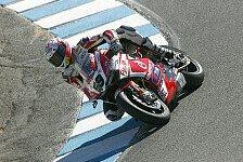 Superbike - Badovini sparte sich etwas auf: Canepa auf Ducati gl�cklich