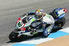 Superbike - Cluzel und Philippe vor Heimrennen: Volle Franzosen-Power bei Suzuki