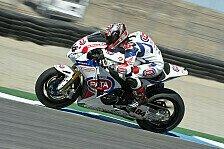 Superbike - Beide Fahrer in den Punkten: Fabrizio mit Top-10-Platzierung
