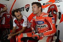 MotoGP - F�r Hayden �ndern sich die Optionen: Keine �berraschung bei Ducati
