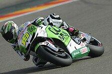 MotoGP - Auch Staring mit Gef�hl zufrieden: Bautista startet aus zweiter Reihe