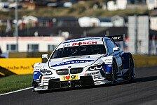 DTM - Mercedes l�sst es ruhig angehen: Training: Werner an der Spitze, Wickens im Kies