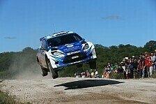WRC - Wieder ein WRC-Einsatz: Al-Kuwari bei der Rallye Spanien im Ford-WRC