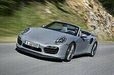 Auto - Stark, effizient und herrlich offen : Porsche: Die neuen Turbo-Cabriolets