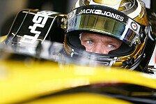 WS by Renault - Da Costa nachtr�glich zum Sieger erkl�rt: Magnussen wegen DRS disqualifiziert