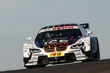 DTM - Farfus und Rockenfeller dahinter: Erste Pole Position f�r Wittmann
