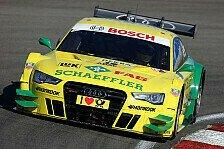 DTM - Audi und BMW halten zusammen: Sch�tzenhilfe f�r Rocky und Farfus