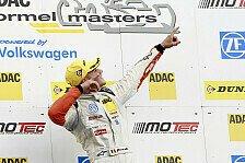 ADAC Formel Masters - Historischer Sieg f�r den Champion: Picariello gewinnt Rennen 1 in Hockenheim