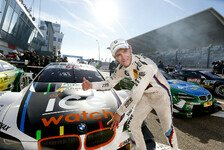 DTM - Total happy: Wittmann: Aller guten Dinge sind drei