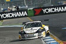 ADAC GT Masters - Kompliment und keine Chance: Zwei Vizemeister-Titel f�r Herberth Motorsport