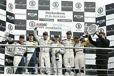 ADAC GT Masters - Titel-Kandidaten trennen nur neun Punkte: Kechele/Schwager siegen in Hockenheim