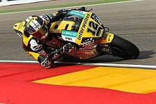 Moto2 - Zweiter am ersten Trainingstag : Starker Auftakt f�r L�thi