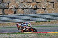 Moto2 - Strafpunkt auch für Cortese