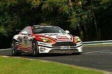 VLN - GT4 von der Bahn gerempelt: Mathol Racing: Erneuter Klassensieg in der V6